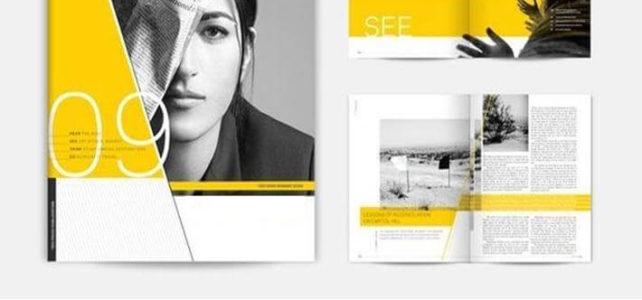 Brochure, cataloghi, pieghevole. Le differenze di comunicazione.